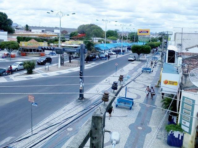 f5f402744cadf Criminosos em motocicleta assaltam loja de operadora de celular em Delmiro  Gouveia   Correio Notícia - Portal de Notícias do Sertão de Alagoas
