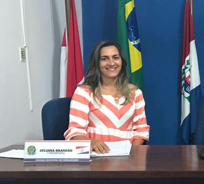 Resultado de imagem para Juliana Brandão vereadora Mata Grande